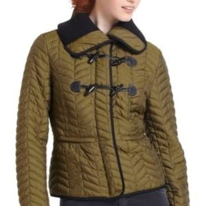 Anthropologie Cartonnier Uster Quilted Jacket 6